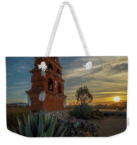 Sunrise At San Miguel Weekender Tote Bag