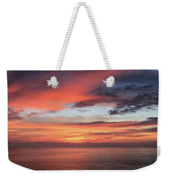Sunrise From Koko Head Weekender Tote Bag