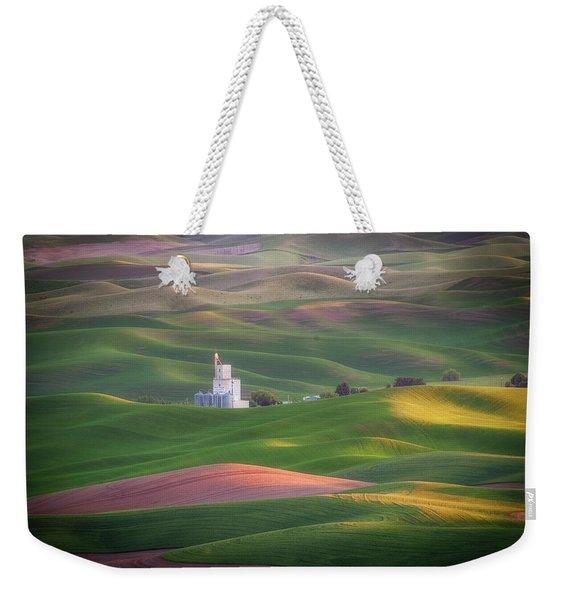 Sunrise From Steptoe Butte. Weekender Tote Bag