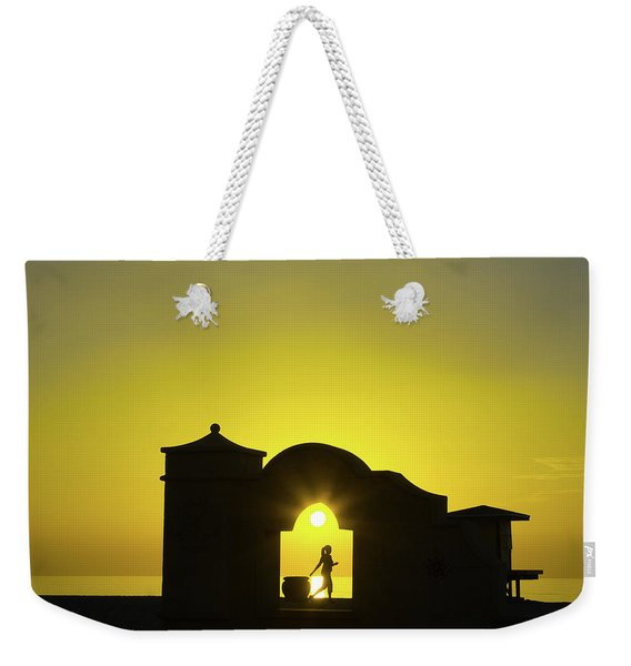 Sunrise Hollywood Florida Weekender Tote Bag