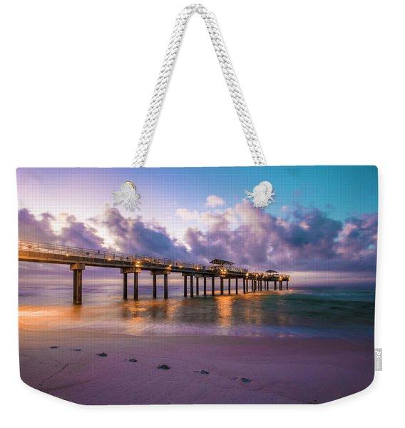 Sunrise In Alabama  Weekender Tote Bag