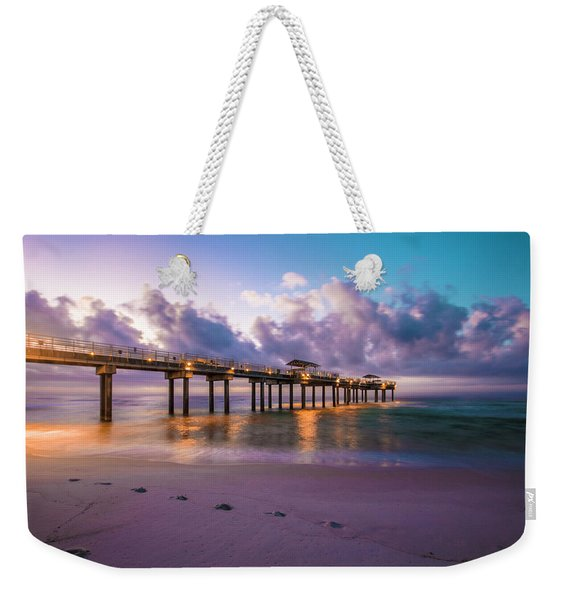 Sunrise In Alabama  Weekender Tote Bag