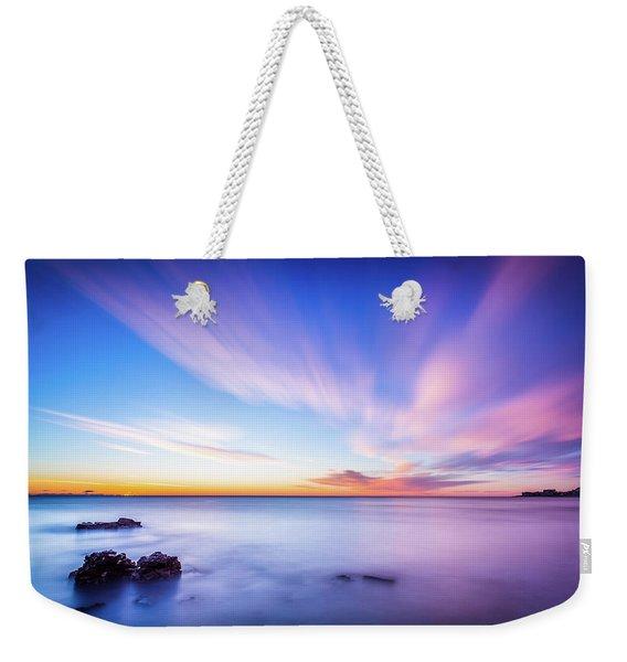 Sunrise In La Mata Weekender Tote Bag