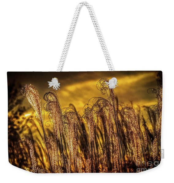 Sunrise In Missouri Weekender Tote Bag