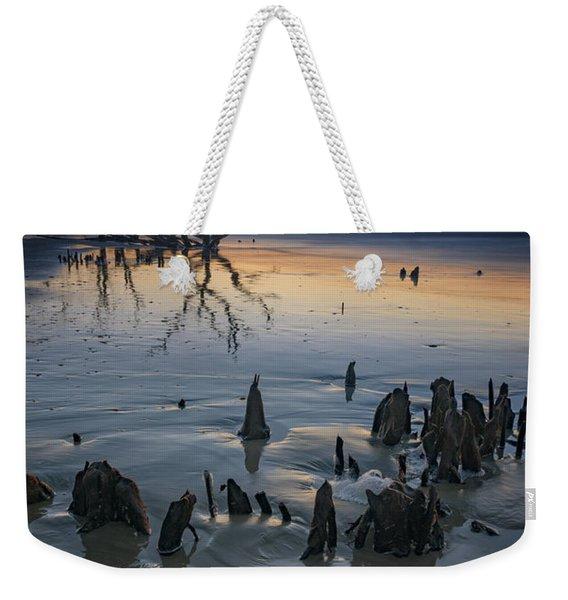 Sunrise On Edisto Island Weekender Tote Bag