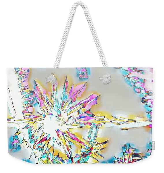 Sunrise Over The City Weekender Tote Bag