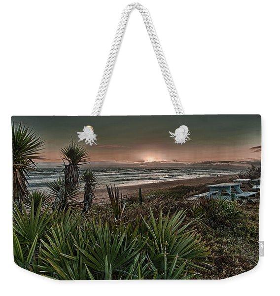 Sunrise Picnic Weekender Tote Bag