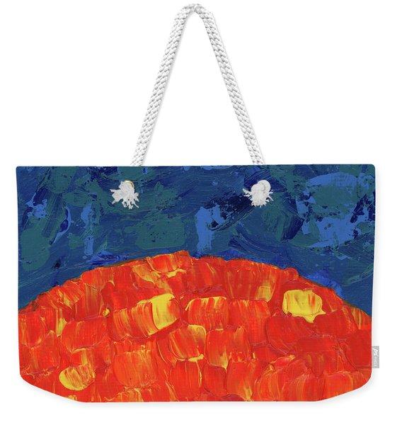 Sunrise Sunset 4 Weekender Tote Bag