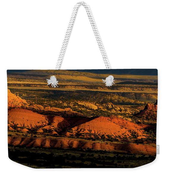 Sunset At Donkey Flats Weekender Tote Bag