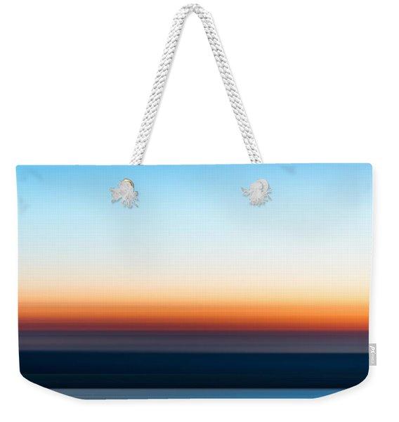 Sunset At Ottawa Lake Weekender Tote Bag
