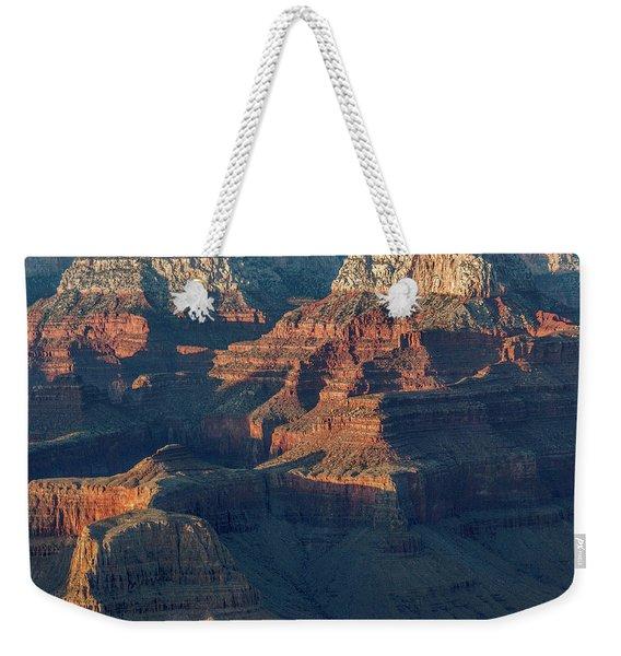 Sunset At The South Rim, Grand Canyon Weekender Tote Bag