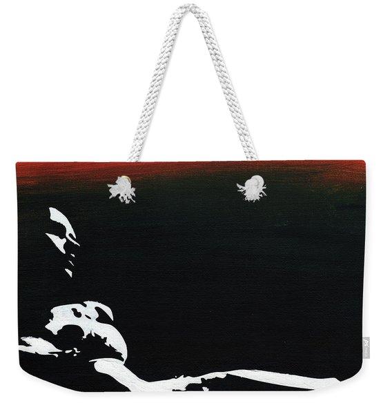 Sunset Bathing  Weekender Tote Bag
