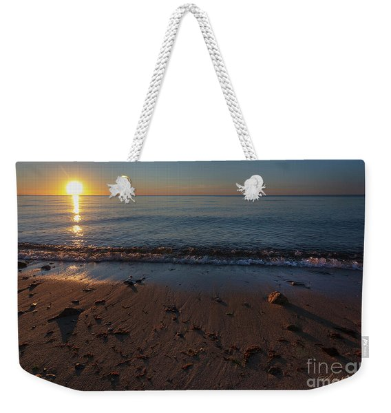 Sunset Chapin Beach Style Weekender Tote Bag