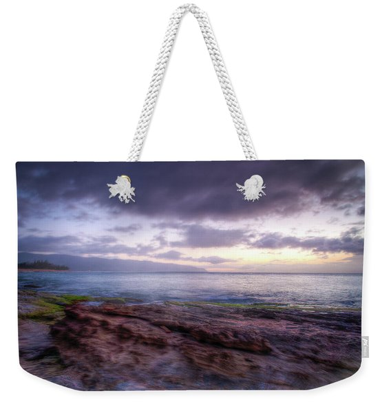 Weekender Tote Bag featuring the photograph Sunset Dream by Break The Silhouette