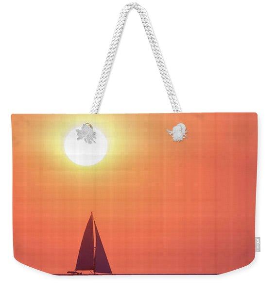 Sunset Dreams Weekender Tote Bag