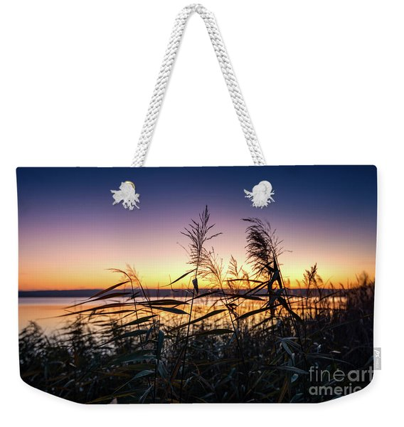Sunset Impression  Weekender Tote Bag