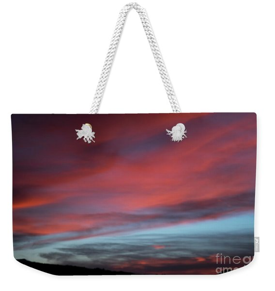 Sunset In Capital Reef  Weekender Tote Bag