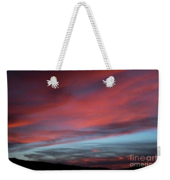 Sunset In Capital Reef  Weekender Tote Bag
