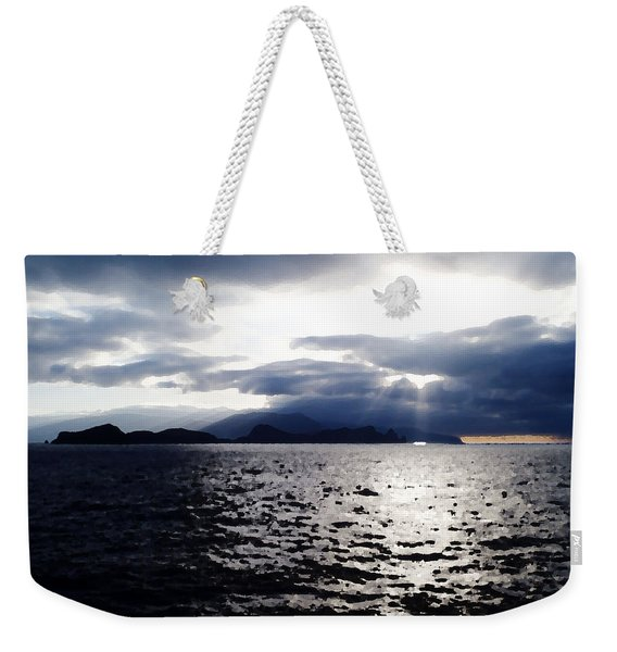 Sunset In Madeira Weekender Tote Bag