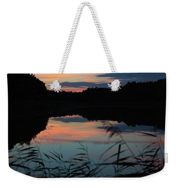 Sunset In September Weekender Tote Bag