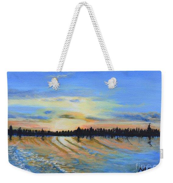 Sunset-ivanhoe1 Weekender Tote Bag