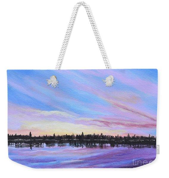 Sunset-ivanhoe2 Weekender Tote Bag
