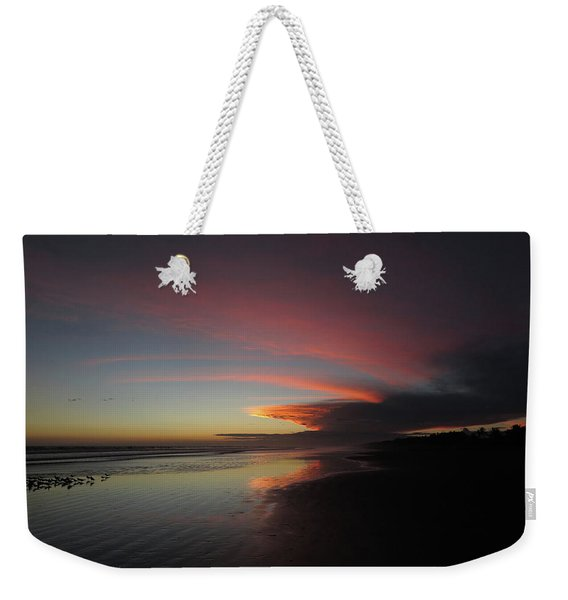 Sunset Las Lajas Weekender Tote Bag