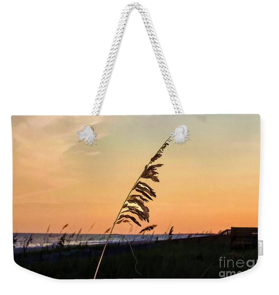 Sunset Memories Weekender Tote Bag