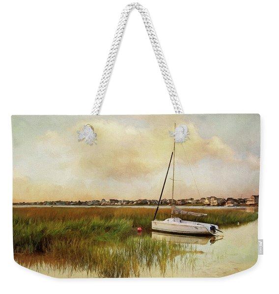 Sunset On The Basin Weekender Tote Bag