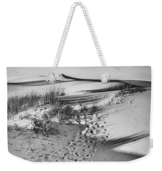 Sunset On The Dunes Weekender Tote Bag