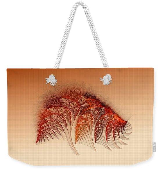 Sunset On Yessland Weekender Tote Bag