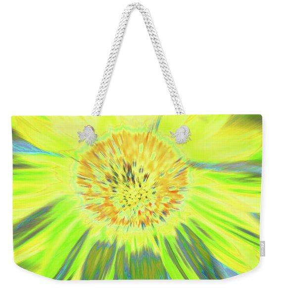 Sunshake Weekender Tote Bag