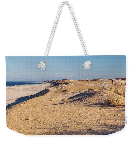 Sunshine And Sand Dunes Weekender Tote Bag