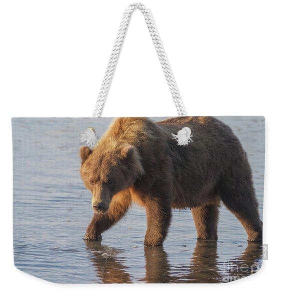 Sunshine Bear Weekender Tote Bag