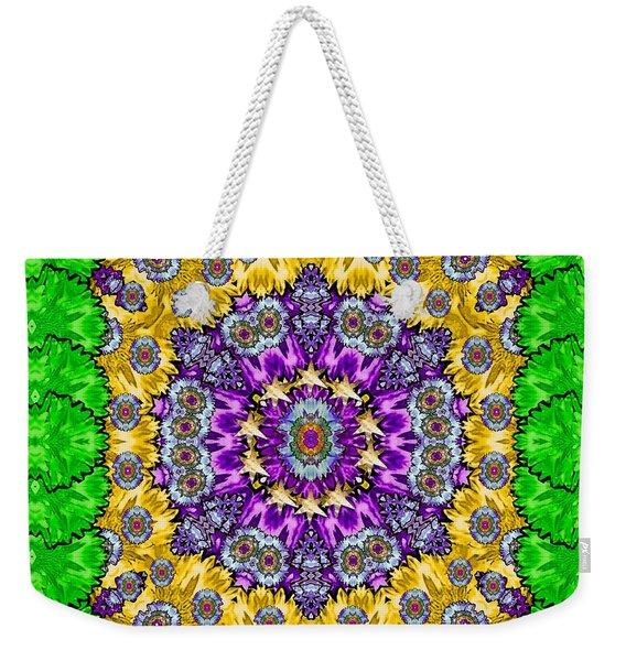Sunshine In Mind The Season Is Decorative Fine Weekender Tote Bag