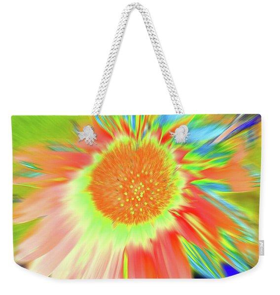 Sunswoop Weekender Tote Bag