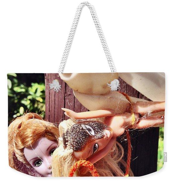 Suntan Weekender Tote Bag