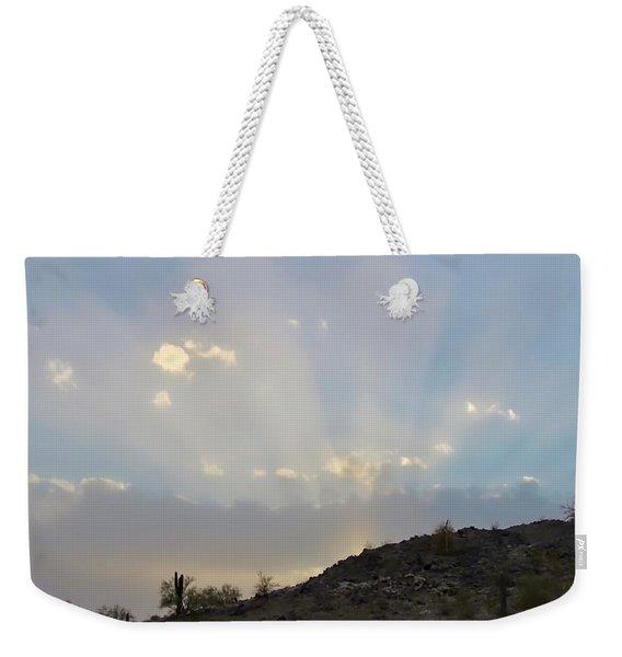 Suntensed Weekender Tote Bag