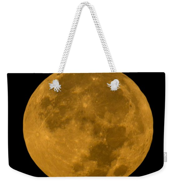 Super Moon Monday Weekender Tote Bag