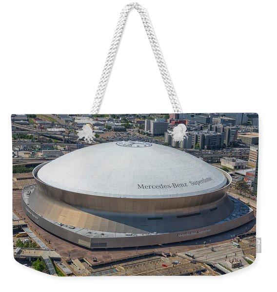 Superdome Weekender Tote Bag
