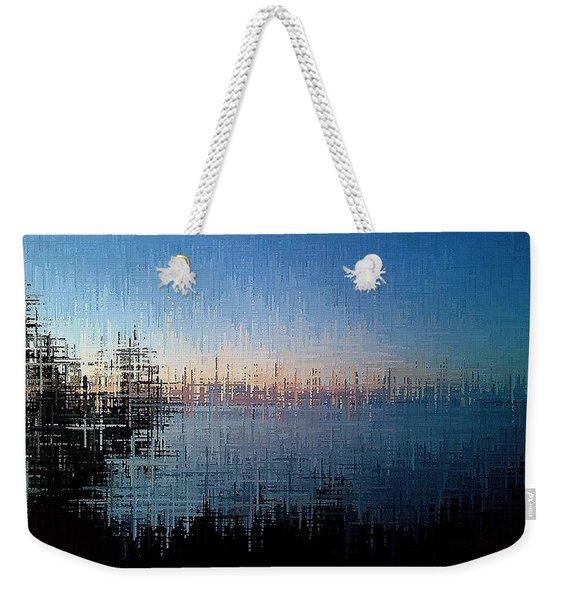 Superior Dawn Weekender Tote Bag