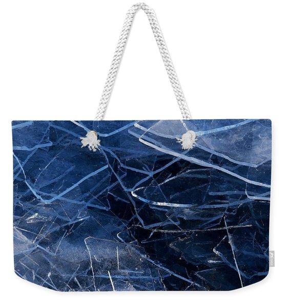 Superior Ice Weekender Tote Bag