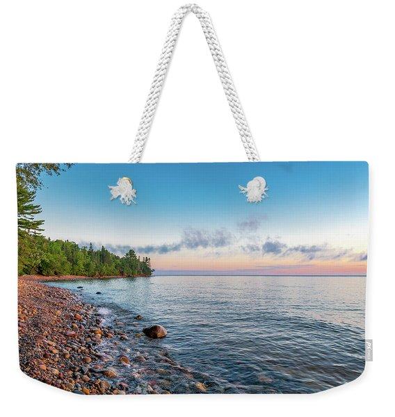 Superior Morning Weekender Tote Bag