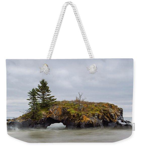 Superior Shores Weekender Tote Bag