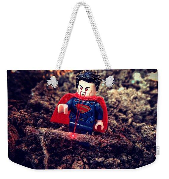 Superman  Weekender Tote Bag