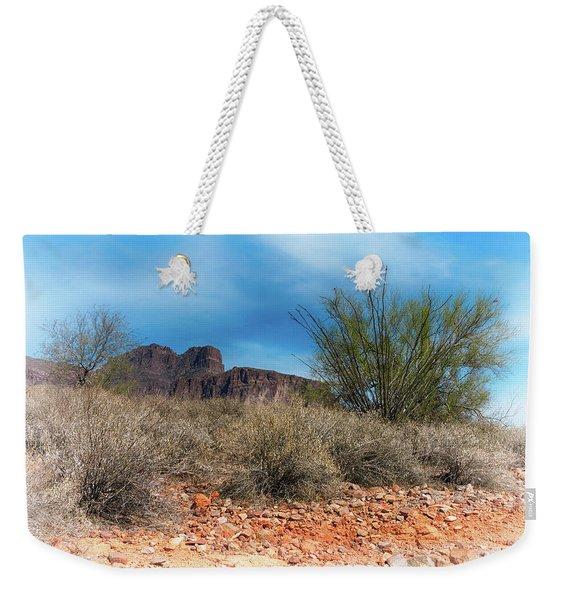 Superstition  Weekender Tote Bag