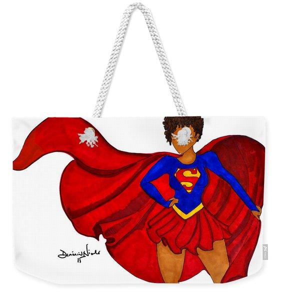 Superwoman I Am  Weekender Tote Bag