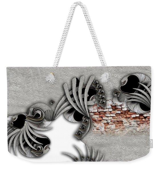 Supposed Emotion Weekender Tote Bag