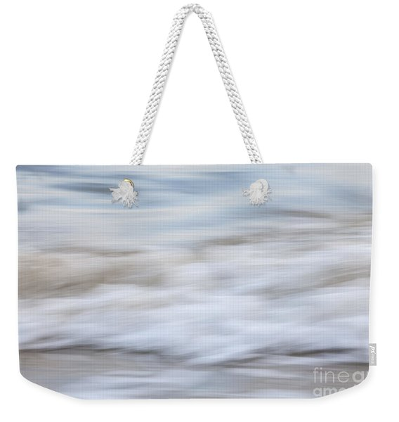 Surf Abstract 1 Weekender Tote Bag
