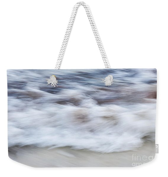 Surf Abstract 2 Weekender Tote Bag